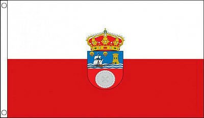 CANTABRIA FLAG 5' x 3' Cantabrian Regional Spain Spanish Flags