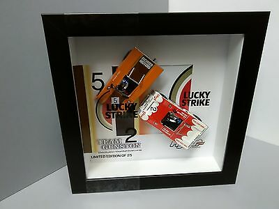 Fly 024101-2E Kikali Special 2 Car Chevron Set In Display Case 1/32 Scalextric
