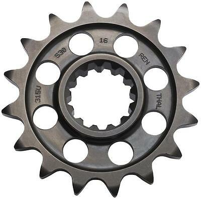Renthal Sprocket Front 16T 530 Ultralight Steel Fits Yamaha YZF-R1 1998-2012
