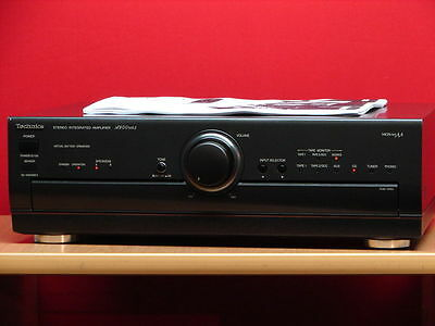 Technics SU-A900MK2 Stereo Integrated Amplifier
