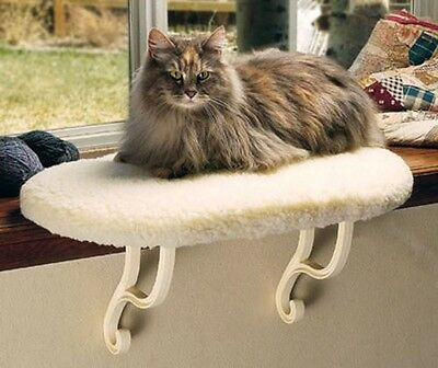 KH Mfg Ortho Orthopedic Kitty Sill Large Cat Window Bed Perch KH3096