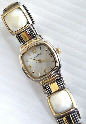 Ladies Valletta Fashion Watch With Stretch Band