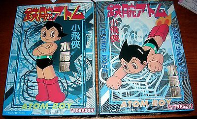 1994 Dragon Sealed 2 Atom Boy Model Kits Atom Anime Astro Boy