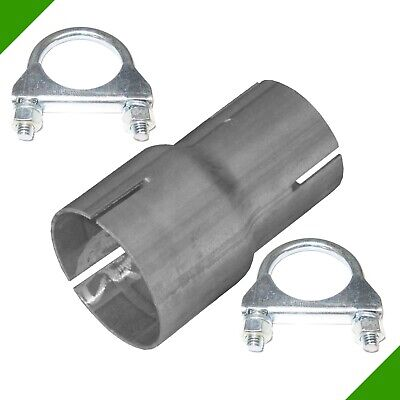 Exhaust Reducer or expansion pipe from 45mm to 55mm different diameter repair