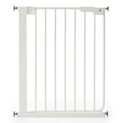 Safetots Wide Walkthrough Child Safety Gate - Narrow Stair Gate 62.5cm - 69.5cm