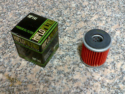 Oil Filter HiFlo HF141 for Yamaha VP125 X-City 16P 07-11