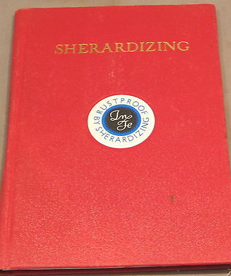SHERARDIZING - Text Book for Architects & Engineers