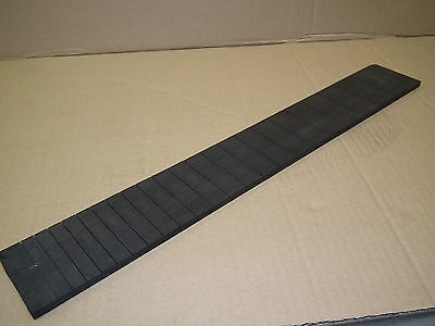 Guitar  Fingerboard  Ebony. Slotted   650Mm  Classic   Scale.