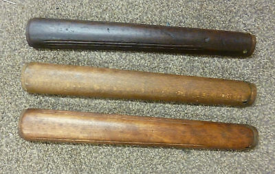 Three British Top woods for the Enfield No4.