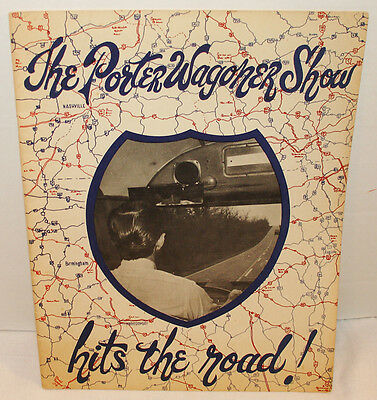 The Porter Wagoner Show Hits The Road Country Program