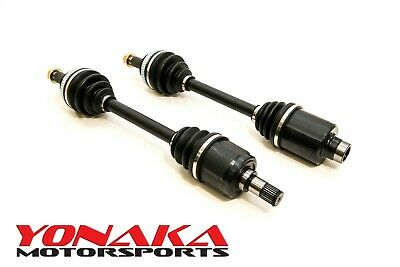 Yonaka Acura Integra GSR Pair Axles B18C GS-R ABS Civic Si Del Sol 250 whp CV