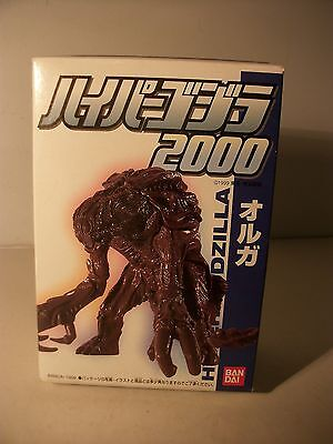 Hyper Godzilla Orga  figure Japanese  Bandai exclusive mint in box. UK seller