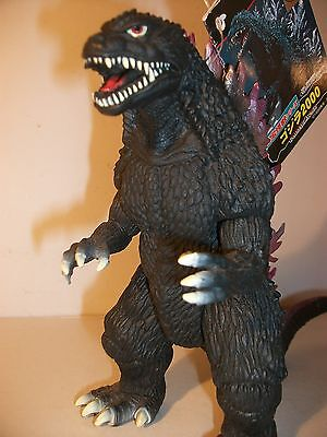 Godzilla 2000 Bandai figure Rare official Japanese exclusive  MWT UK seller