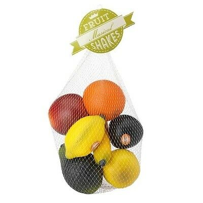 REMO SC-ASRT-07 Fruit Shakers Assorted 7 Pack Non Toxic
