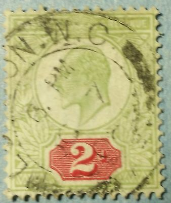 Great Britain Scott#130     Used Stamp  Scu511Fu . ..worldwide Stamps