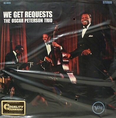 "* ANALOGUE PRODUCTIONS - AP-8606 - 45rpm - OSCAR PETERSON - ""WE GET REQUESTS"" *"