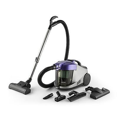 New Wet Dry Water Vacuum Cleaner Shop Home Carpet Hepa Filter 3 L Tank Brushing