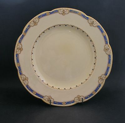 China Replacement Woods Ivory Ware Dinner Plate c1930's A8457
