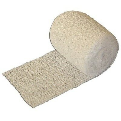 10cm x 4m First Aid Crepe Support Bandage (6 pack)