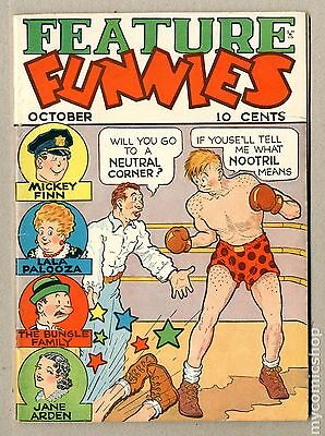 Feature Funnies (1937) #1 FN 6.0