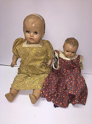 Rescued Damaged Creepy Paranormal Possessed Antique Baby Doll Fixer Uppers Prop