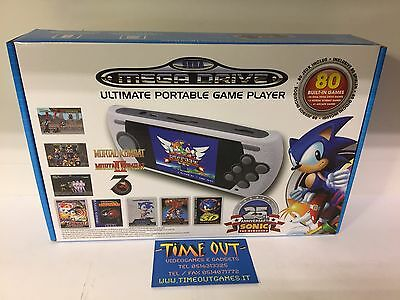 Sega Mega Drive Ultimate Portable Game Player 25 Th Anniversary Edition New Rare