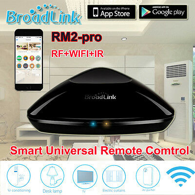 Broadlink RM2 Pro Home Automation Appliance Smart Remote Controller WiFi+IR+RF
