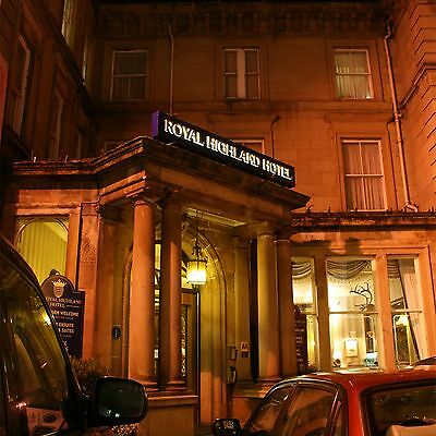 Royal Highland Hotel 3* City Break in Inverness 3 days holiday Scotland