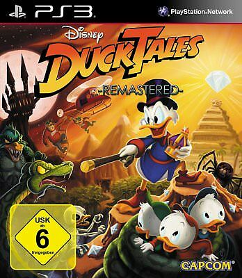 Duck Tales - Remastered PS3 PLAYSTATION 3 Nuovo + Conf. Orig.