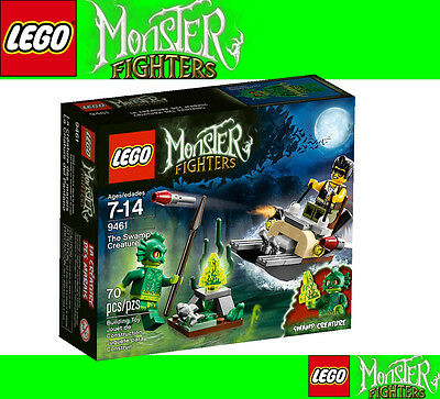 NEU LEGO MONSTER FIGHTERS 9461 Sumpfmonster