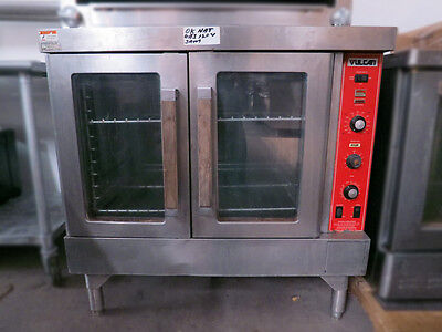 Vulcan - Sg4D - Commercial Single Convection Oven - Nat Gas