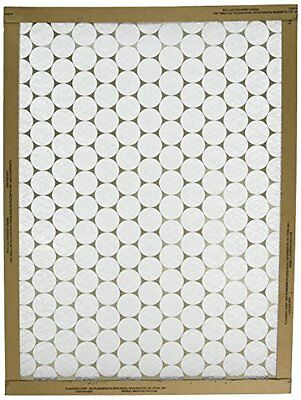 E-Z Flow Air Filter MERV 4 18 x 24 x 1in 12-Pack Furnace Filter Replacement Furn