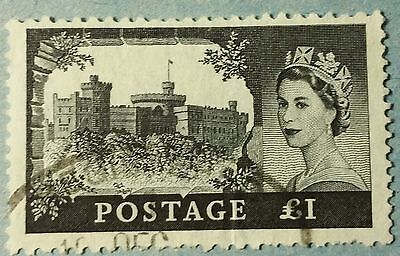 Great Britain   Scott#312 Used Stamp.....    Worldwide Stamps