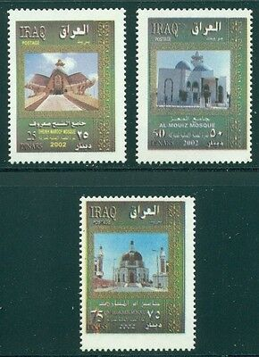 Iraq Scott #1663-1665 MNH Mosques $$