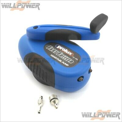 Hand Fuel Pump #PX-1652B (RC-WillPower) Prolux