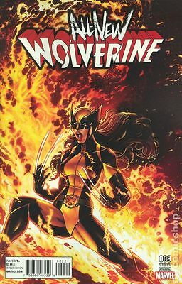 All New Wolverine (2015) #9B NM
