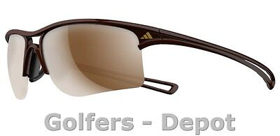 Adidas Brille a404 Raylor L shiny brown 6053