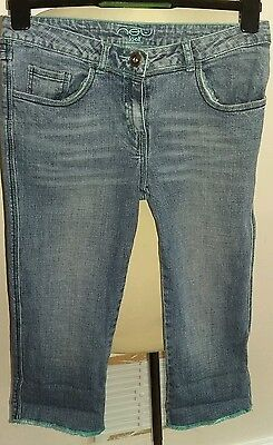 New look crop jeans size 10
