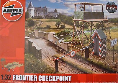 AIRFIX® A06383 Frontier Checkpoint in 1:32