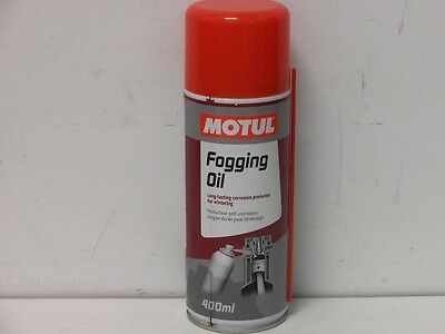 19,75€/l Motul Fogging Oil 400ml Spray zur Motorkonservierung innen