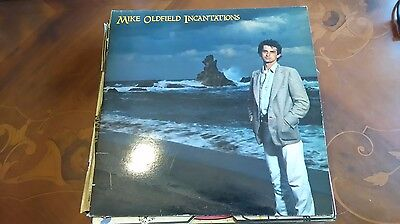 """Mike Oldfield12"""" double album Incantations LP Great Condition"""