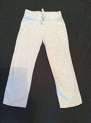 Girl's Next Grey Joggie Bottoms Size 9 Years