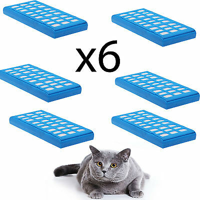 x6 4YourHome Water Purification Filter Cartridges to fit Cat Mate Fountains 335