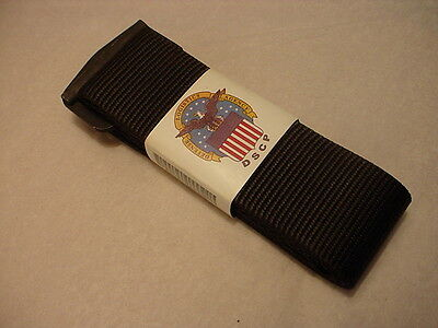 US Military DSCP Rigger's Belt Color Black Size 42 New with Tags