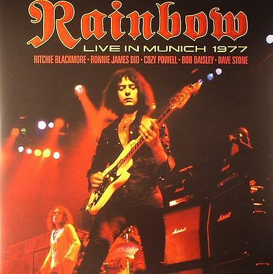 "Rainbow ""Live In Munich"" 2x12"" Vinyl - NEW"