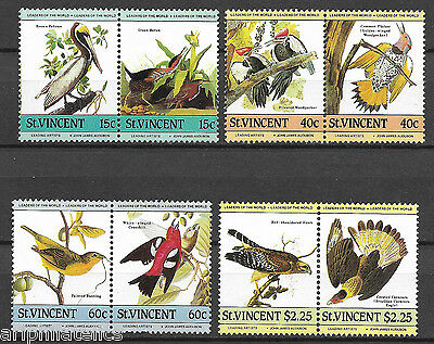 "St.VINCENT - MNH ""Leaders Of The World - TROPICAL BIRDS"" Collection !!!"