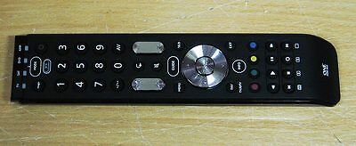 One For All URC-7140 R02 Essence Universal 4 in 1 DVD,TV,SAT Remote Control