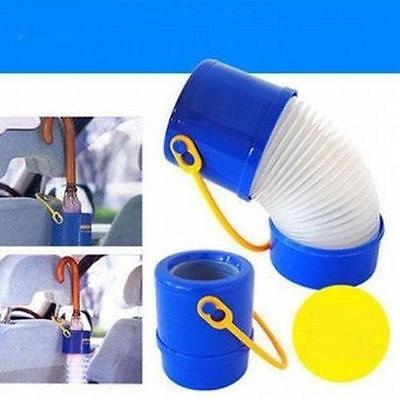 Portable Folding Car Vehicle Umbrella Handle Holder Tube Canister Plastic - LD