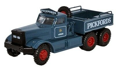 Diamond T Ballast Pickfords Truck OO Oxford Die-cast 76Dt004 Lorry UK