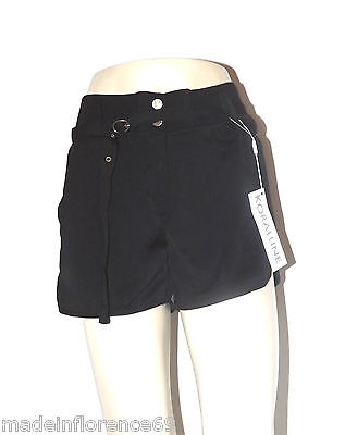 Koralline Shorts With Belt Red Or Black Summer Size Xs Sm Short Shorts